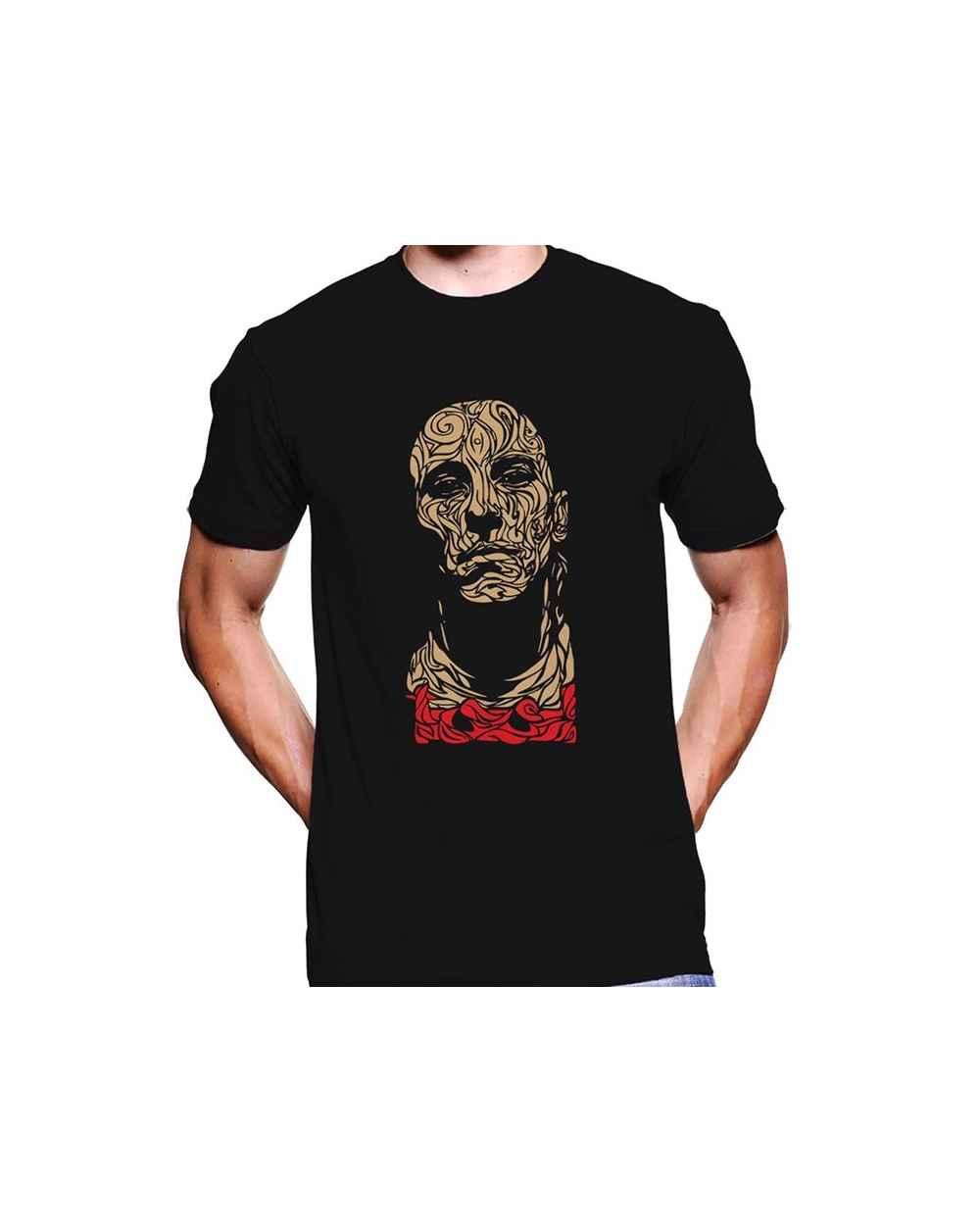 Camiseta Estampada Hombre Tool 01