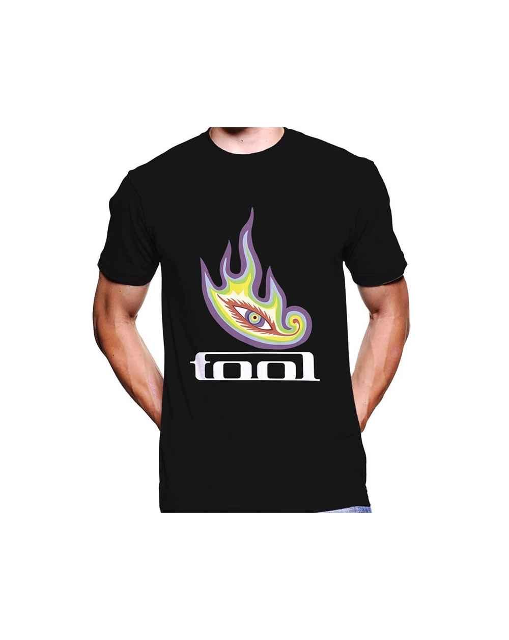 Camiseta Estampada Hombre Tool 02