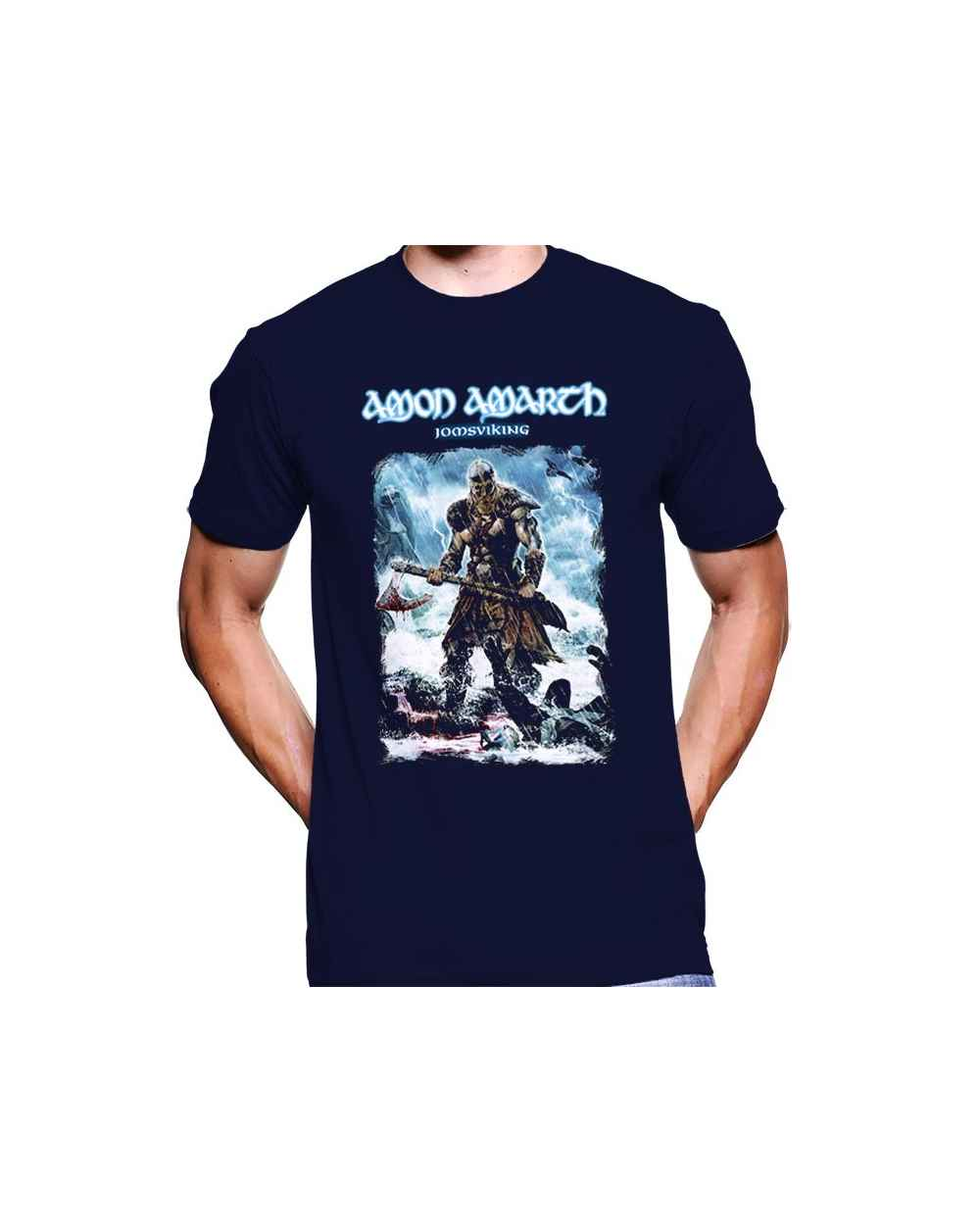 Camiseta Estampada Hombre Amon Amarth 03