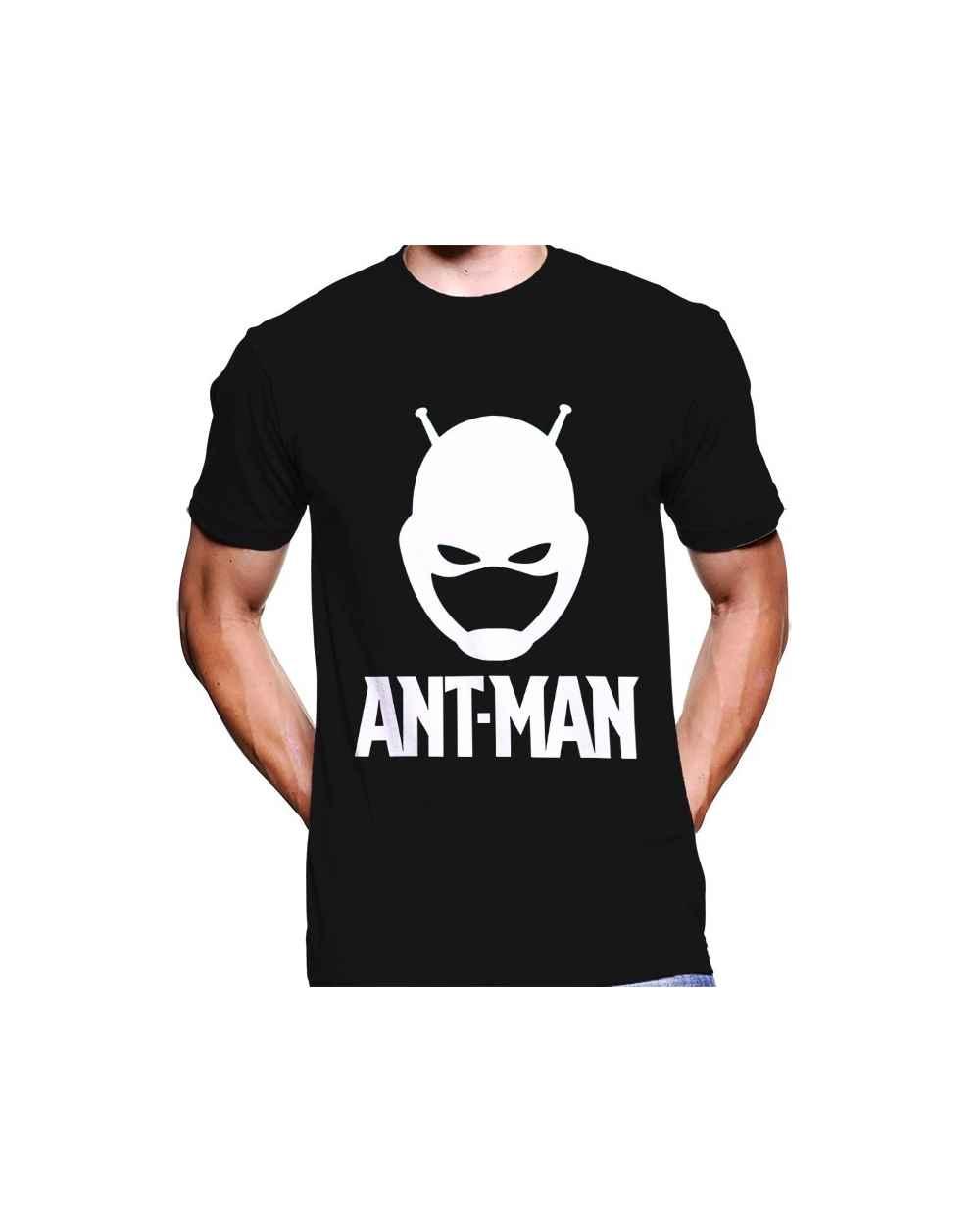 Camiseta Estampada Hombre Antman