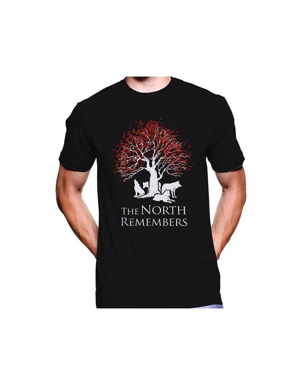 Camiseta Estampada Hombre Game Of Thrones 10
