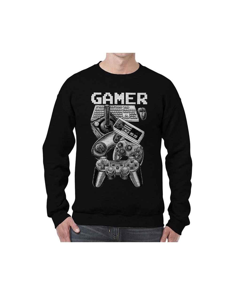 Camibuso Estampado Hombre Gamer 01
