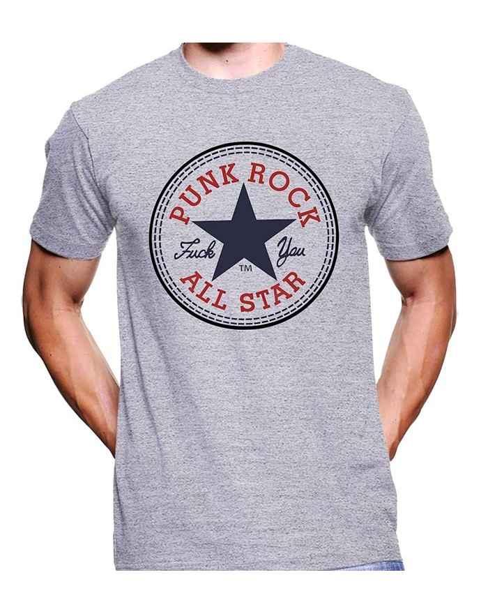 Camiseta Estampada Hombre...