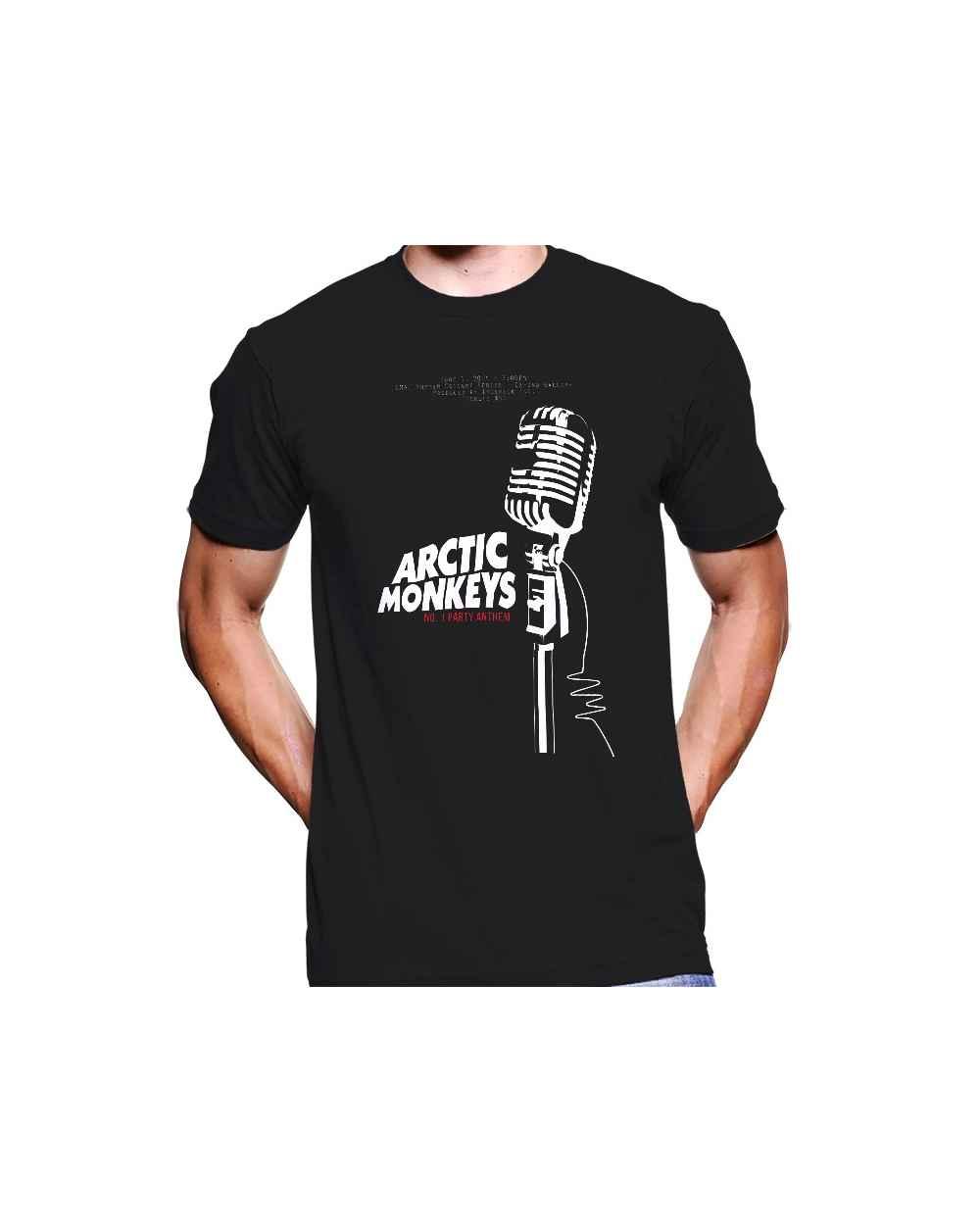 Camiseta Estampada Hombre Arctic Monkeys 20