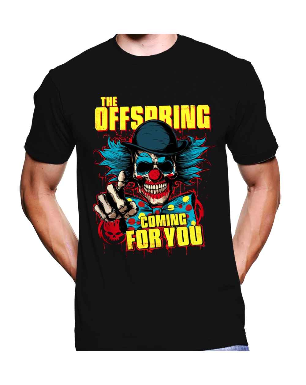 Camiseta Estampada Hombre The Offspring