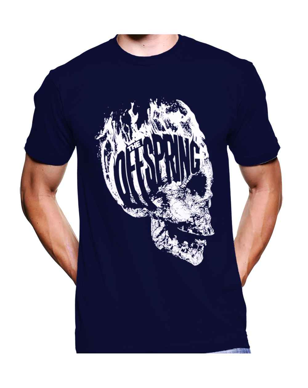 Camiseta Estampada Hombre The Offspring 02