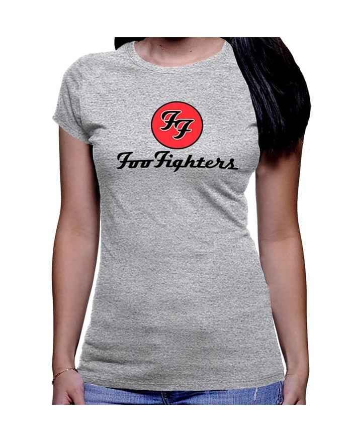 Camiseta Estampada Dama Foo...